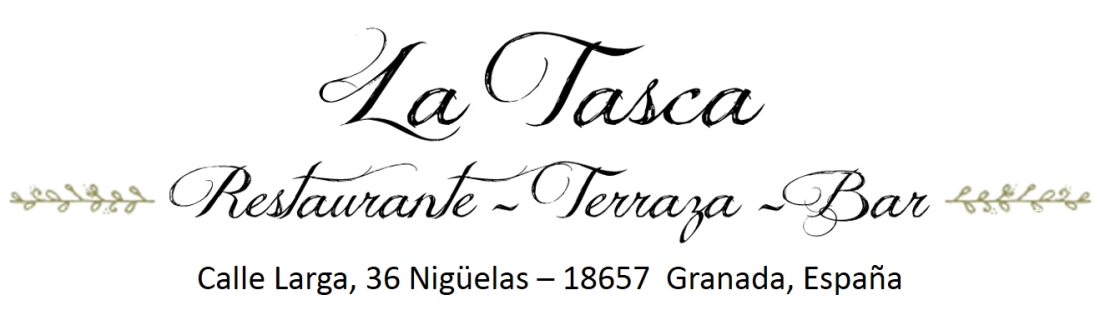 La Tasca – Restaurant/Bar/Terrace – Niguelas